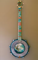 Three String Banjo