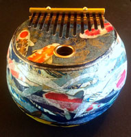 Fish Bowl Kalimba