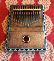 Measuring Tape  Kalimba
