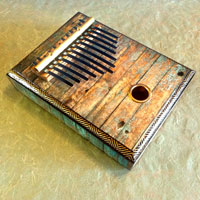 Old Fence Kalimba